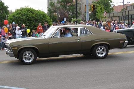 Bob VA's 72 Nova