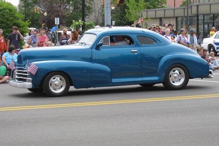 Jay's 48 chevy